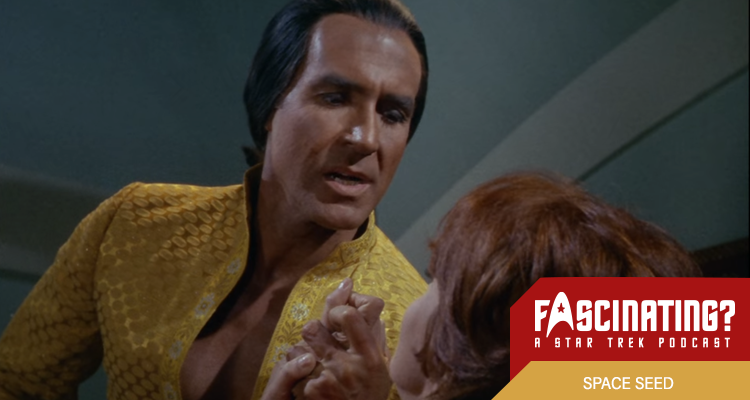Space Seed - Episode 22