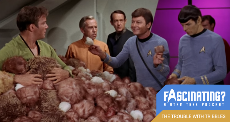 The Trouble With Tribbles - Episode 44