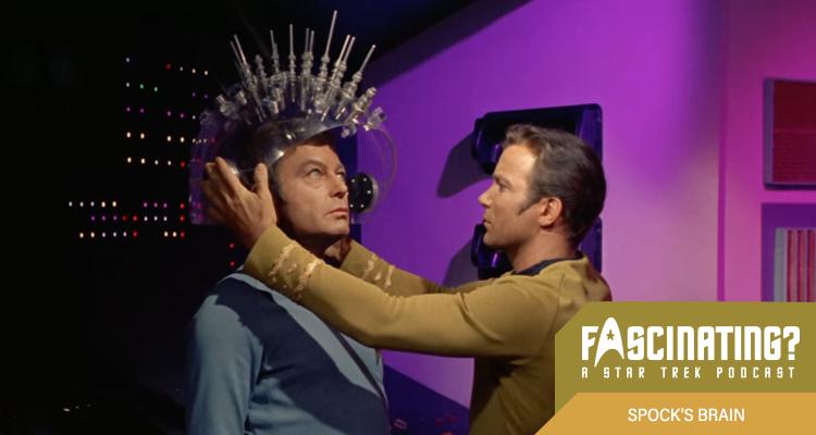 Spock's Brain - Episode 56